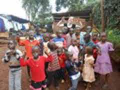 Freiwilligenarbeit in Kenia