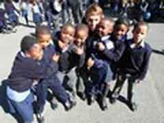 Freiwilligenarbeit in Südafrika