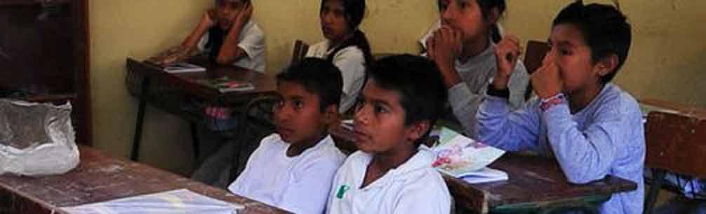 Unterrichten in einer Schule