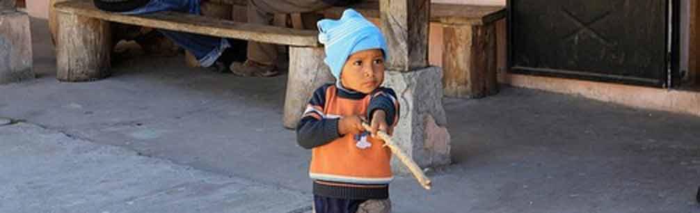 Straßenkinder Projekt